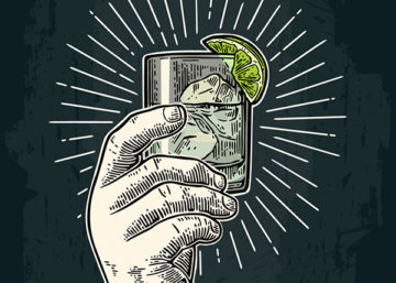 BLOCKGIN Austrian Premium Gin. Living longer with Gin